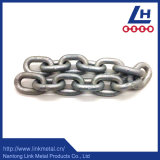 3/16 G30 Nacm90 Hot DIP Galvanized Proof Coil Chain