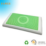 High Density Memory Foam Pillow with Gel Layer