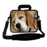 "17"" Fashion Neoprene Laptop Carry Sleeve Bag Case+Shoulder Strap for 16""-17.4"" Laptop PC"