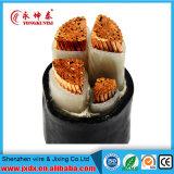 2017 Hot Sale Multi Core PVC Insulated Stranded Copper Electric Wire Calbe