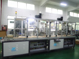 Automatic Multi Color Flat Surface Screen Printing Machine