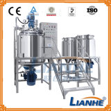 5-5000L Skin Care Products Vacuum Emulsifier for Mixing Homogenizing