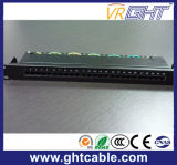 Power Connection 25-Port Voice Patch Panel