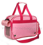 High Quality Pet Carrier with Handle and Shoulder Strape