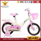 Girl Pink City Bike/Kids Bicycle/Children Cycle for Sale 2016