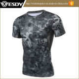 Four Colors Summer Outdoor Hunting Short Sleeve T-Shirt