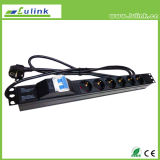 Best Price Germany Type 19A 6 Way PDU with Control Unit