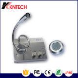 Koontech Kndj-01 Window Intercom System for Banc Bank Office