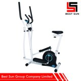 Elliptical Trainer with Seat, Home Fitness Equipment