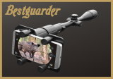 Rifle Scope Smart Phone Mounting System