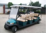 8 Passengers Hotel Use Electric Sightseeing Car