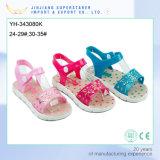 New Fashion Style High Quality Cheap PVC Girls Sandals