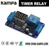 12V High Performance LED Digital Display Timer Control Switch Relay Module