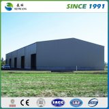 Steel Structure System with Galvanized Sheet Metal