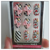3D Artificial Full Cover Fake Nails for Beauty (VS14004)