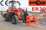 Everun New CE Approved 2.0 Ton Articulated Loader