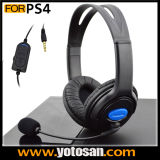 Gaming Headphones Wired Headset for Sony Playstation 4 PS4 Console Controller