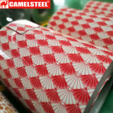 Customer Designed PPGI Decorative Color Coated Steel Coil