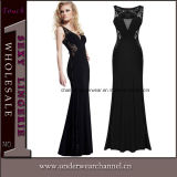 2015 New Arrival Design Maxi Luxurious Beaded Evening Gown (TMKF129)