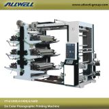 Flexo Printing Machine for Six Colours