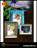 Hot Sale Hand Carved Wooden Desktop Photo Frame