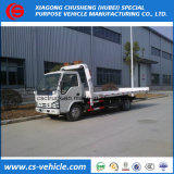 Dongfeng 4*2 Tow Truck Wheel Lift for Sale