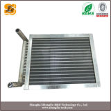 Copper Tube Stainless Steel 304 Fin Evaporator for Train AC