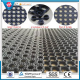 Drainage Rubber Mat/Hollow Rubber Mat/Kindergarten Rubber Mat