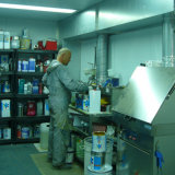 Customized Good Quality Paint Mixing Room