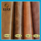 High Quality PU Furniture Leather with Factory Price (818#)