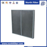 Coarse Efficiency Perforated Metal Mesh Pre Filter for Air Purifier