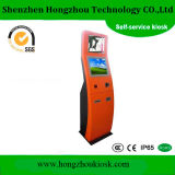 Customized Cash Payment Kiosk with Laser Printer