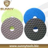 "3"" 4"" 5"" Dry Diamond Polishing Pad (S-DPP-1012)"