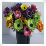 Mini Poppy Simulation Flowers for Promotion