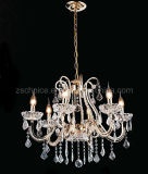 Unique Design Chrome Crystal Lamp Chandelier