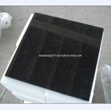 Black Galaxy Granite Tile for Flooring & Wall Covering