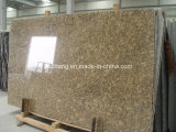 Giallo Fiorito Granite Slab for Tile Countertop