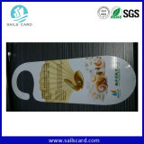 Plastic PVC Luggage Tag, Hotel Door Hanger