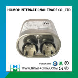 370V 7.5UF Oval Type Aluminum Case Motor Run Capacitor
