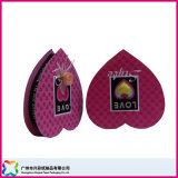 Valentine Gift Heart-Shaped Packaging Box for Jewelry/Candy/Chocolate (XC-1-051)