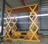 Stationary Hydraulic Scissor Lifting Platform (SJG)