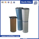 Donaldson Cylindrical and Conical Pleated Filter Cartridge