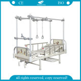 AG-Ob004 Hospital with Shoes Shelf Durable Healthcare Orthopedic Hospital Bed