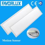 120lm/W 295*1195 Motion Sensor Square LED Panel Light