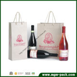 Wholesale Wine Bottle Paper Bag with Logo