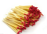 Long Stick Red Head Safety Matches for House Use