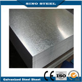SGCC Z100G/M2 Gi Zinc Coating Galvanized Steel Sheet