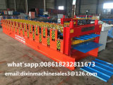 Double-Layer Color Steel Sheet Roof Panel Roll Forming Machine