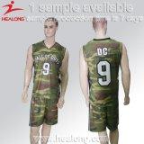 Sublimation Basketball Jersey Custom Sport Wear