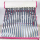 Color Steel Compact Energy Conservation Solar Water Heater